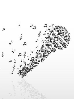 Mikrofon für Gesangsunterricht